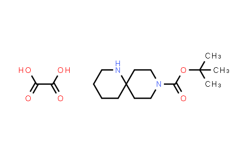2177259-22-0 | tert-Butyl 1,9-diazaspiro[5.5]undecane-9-carboxylate oxalate
