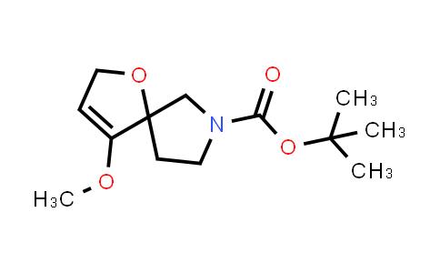 2177264-54-7 | tert-Butyl 4-methoxy-1-oxa-7-azaspiro[4.4]non-3-ene-7-carboxylate