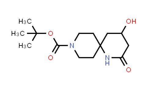 2177264-75-2 | tert-Butyl 4-hydroxy-2-oxo-1,9-diazaspiro[5.5]undecane-9-carboxylate