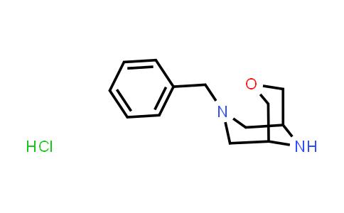 2177264-80-9   7-Benzyl-3-Oxa-7,9-Diazabicyclo[3.3.1]Nonane Hydrochloride