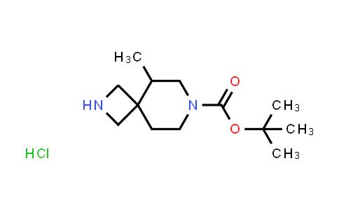 2177266-39-4 | tert-Butyl 5-methyl-2,7-diazaspiro[3.5]nonane-7-carboxylate hydrochloride