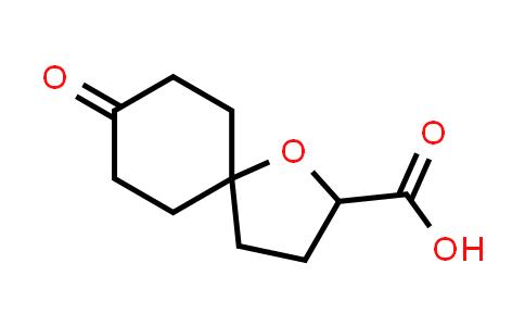 2177267-53-5 | 8-Oxo-1-oxaspiro[4.5]decane-2-carboxylic acid