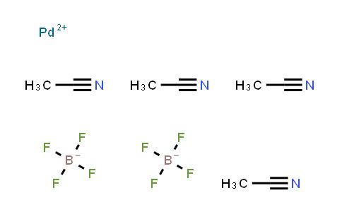 21797-13-7 | Tetrakis(acetonitrile)palladium(II) tetrafluoroborate