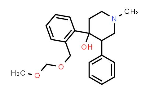 218288-37-0   4-(2-((Methoxymethoxy)methyl)phenyl)-1-methyl-3-phenylpiperidin-4-ol
