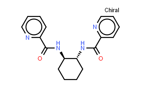 218290-24-5 | rel-N,N'-(1R,2R)-1,2-Cyclohexanediylbis[2-pyridinecarboxamide]