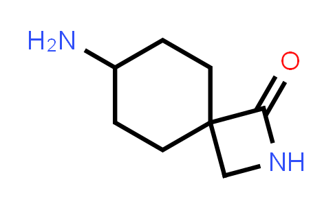 2183528-37-0 | 7-Amino-2-azaspiro[3.5]nonan-1-one