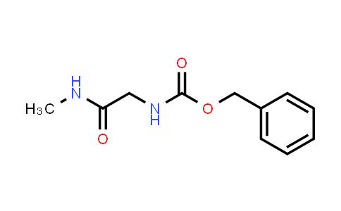 21855-72-1 | Benzyl (2-(methylamino)-2-oxoethyl)carbamate