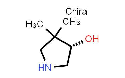218602-27-8   (3S)-4,4-Dimethylpyrrolidin-3-ol
