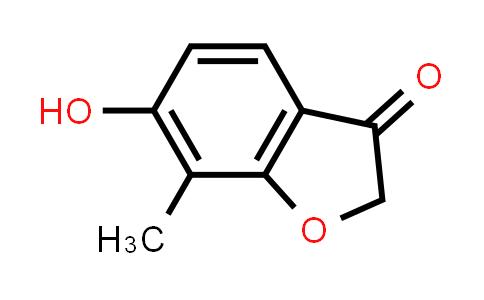 21861-22-3   6-Hydroxy-7-methyl-1-benzofuran-3(2H)-one