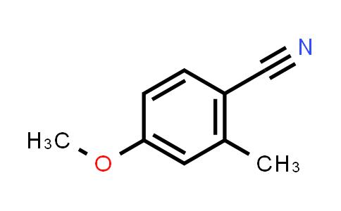 21883-13-6 | 4-Methoxy-2-methylbenzonitrile