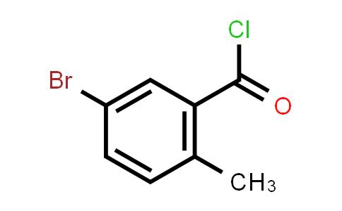 21900-41-4   5-Bromo-2-methylbenzoyl chloride