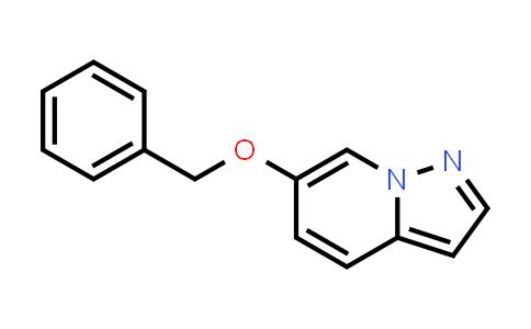 2190515-50-3 | 6-(Benzyloxy)pyrazolo[1,5-a]pyridine