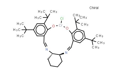 219143-92-7   (S,S)-N,N'-Bis(3,5-di-tert-butylsalicylidene)-1,2-cyclohexanediaminochromium(III) chloride