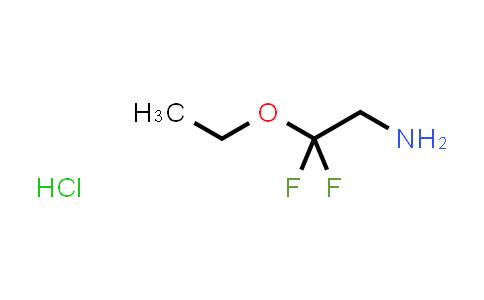 2194846-13-2   2-Ethoxy-2,2-difluoroethan-1-amine hydrochloride