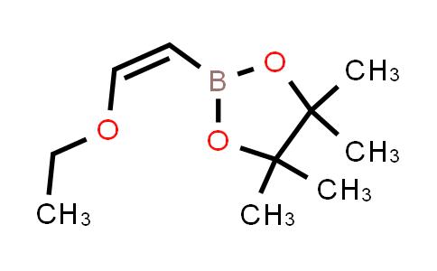 219489-07-3 | (Z)-2-(2-Ethoxyvinyl)-4,4,5,5-tetramethyl-1,3,2-dioxaborolane