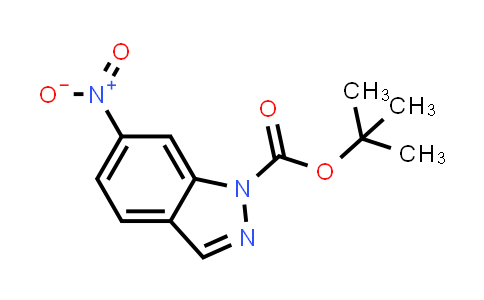 219503-74-9 | tert-Butyl 6-nitro-1H-indazole-1-carboxylate