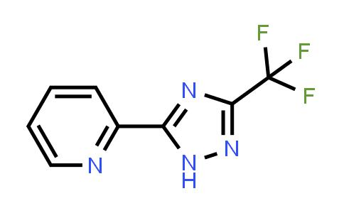 219508-27-7 | 3-(Trifluoromethyl)-5-(2-pyridyl)-1,2,4-triazole