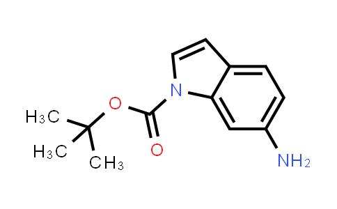 219508-62-0 | 1-Boc-6-amino-indole