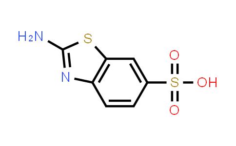 21951-32-6 | 2-Aminobenzo[d]thiazole-6-sulfonic acid