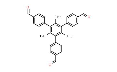 2195343-70-3   5'-(4-Formylphenyl)-2',4',6'-trimethyl-[1,1':3',1''-terphenyl]-4,4''-dicarbaldehyde