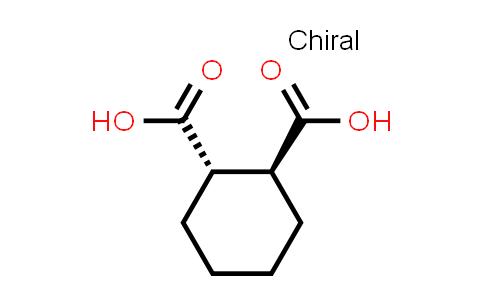 21963-41-7   (1S,2S)-Cyclohexane-1,2-dicarboxylic acid