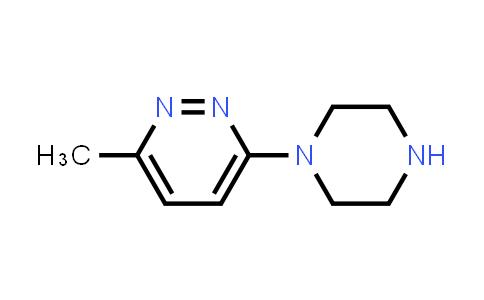 219635-87-7   3-Methyl-6-piperazin-1-ylpyridazine