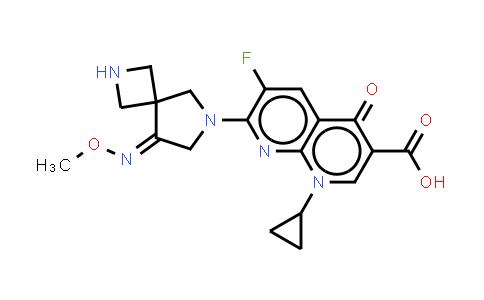 219680-11-2   Zabofloxacin