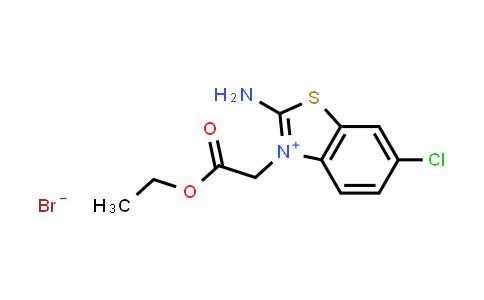 2197057-40-0   2-Amino-6-chloro-3-(2-ethoxy-2-oxoethyl)benzo[d]thiazol-3-ium bromide