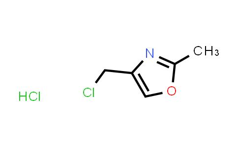 2197061-53-1   4-(Chloromethyl)-2-methyl-1,3-oxazole hydrochloride