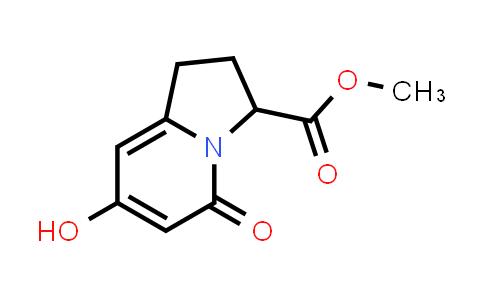 2197422-77-6   Methyl 7-hydroxy-5-oxo-1,2,3,5-tetrahydroindolizine-3-carboxylate