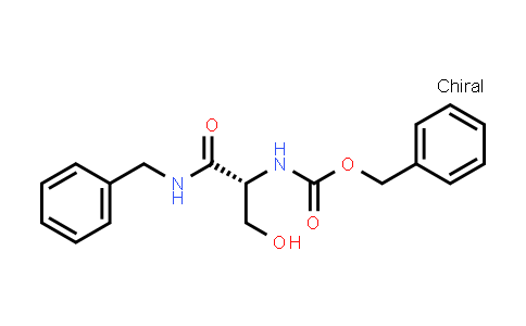 219835-31-1   (R)-benzyl 1-(benzylamino)-3-hydroxy-1-oxopropan-2-ylcarbamate