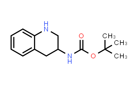 219862-14-3 | tert-Butyl (1,2,3,4-tetrahydroquinolin-3-yl)carbamate