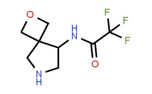 219869-31-5   Acetamide, 2,2,2-trifluoro-N-2-oxa-6-azaspiro[3.4]oct-8-yl-