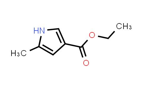 2199-50-0 | Ethyl 5-methyl-1H-pyrrole-3-carboxylate