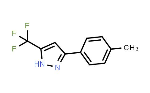219986-64-8 | 3-(p-Tolyl)-5-(trifluoromethyl)-1H-pyrazole