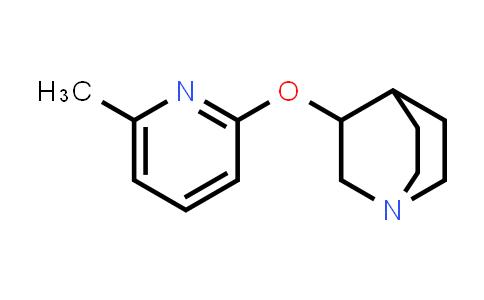 2199972-15-9 | 3-((6-Methylpyridin-2-yl)oxy)quinuclidine