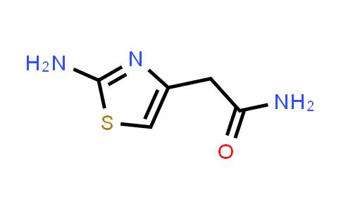 220041-33-8 | 2-(2-Amino-1,3-thiazol-4-yl)acetamide