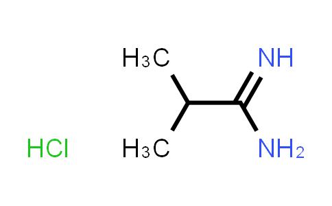 22007-68-7 | Isobutyrimidamide hydrochloride