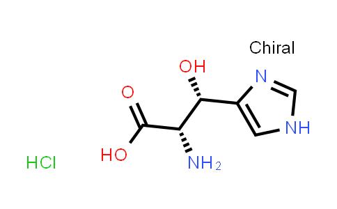 220195-81-3   L-Histidine, β-hydroxy-, monohydrochloride, (βS)- (9CI)