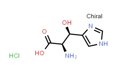 220195-82-4 | D-Histidine, β-hydroxy-, monohydrochloride, (βR)- (9CI)