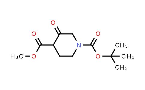 220223-46-1   1-(tert-Butyl) 4-methyl 3-oxopiperidine-1,4-dicarboxylate