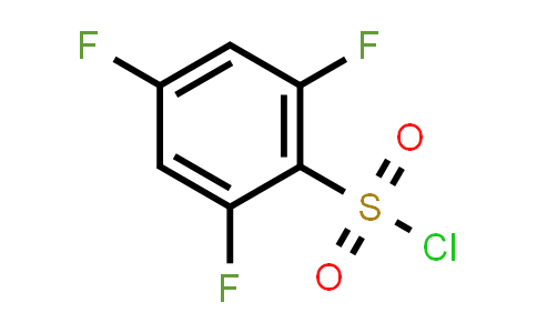 220239-64-5   2,4,6-Trifluorobenzene-1-sulfonyl chloride