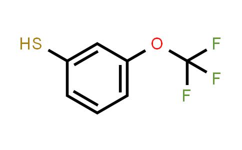 220239-66-7 | 3-(Trifluoromethoxy)benzenethiol