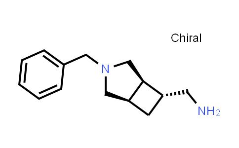 2202731-13-1 | rel-(((1R,5S,6R)-3-Benzyl-3-azabicyclo[3.2.0]heptan-6-yl)methanamine)