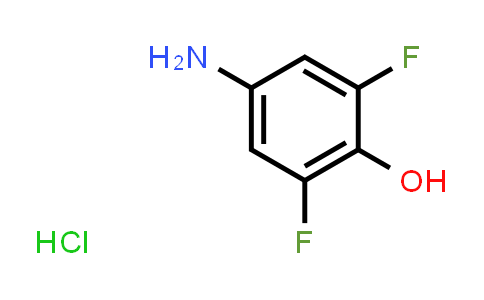 220353-22-0 | 4-Amino-2,6-difluorophenol hydrochloride