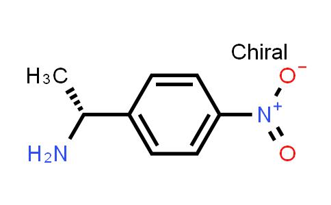 22038-87-5 | Benzenemethanamine, α-methyl-4-nitro-, (αR)-