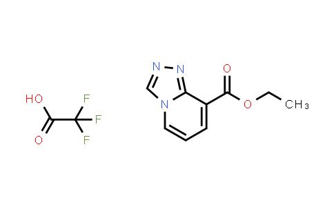 2204092-01-1   Ethyl [1,2,4]triazolo[4,3-a]pyridine-8-carboxylate 2,2,2-trifluoroacetate