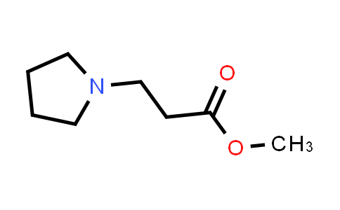 22041-21-0 | Methyl 3-pyrrolidinopropionate