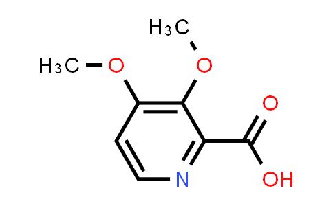 220437-83-2   3,4-Dimethoxypicolinic acid