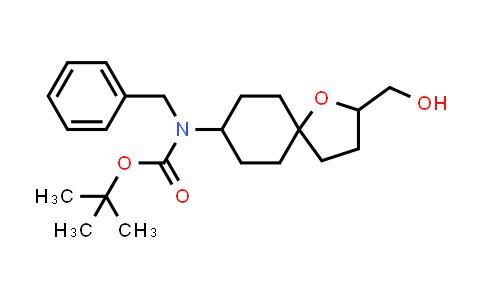 2204460-62-6 | tert-Butyl benzyl(2-(hydroxymethyl)-1-oxaspiro[4.5]decan-8-yl)carbamate
